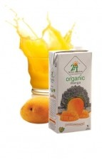24 LM Organic Mango Juice 1 lt Packing