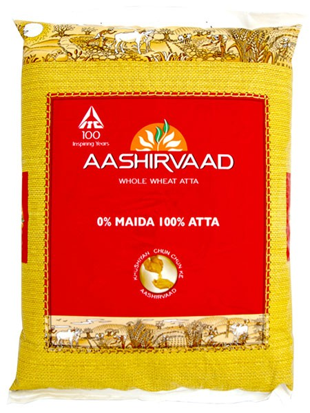 Aashirvaad - Whole Wheat