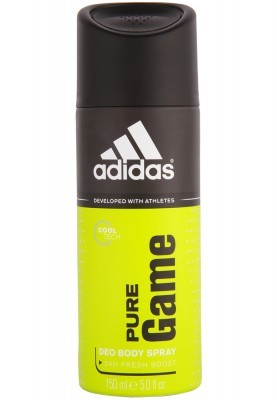 Adidas - Men Deo Pure Game 150 ml Pads