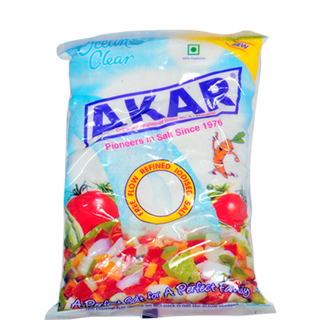Akar Salt - Crystal,