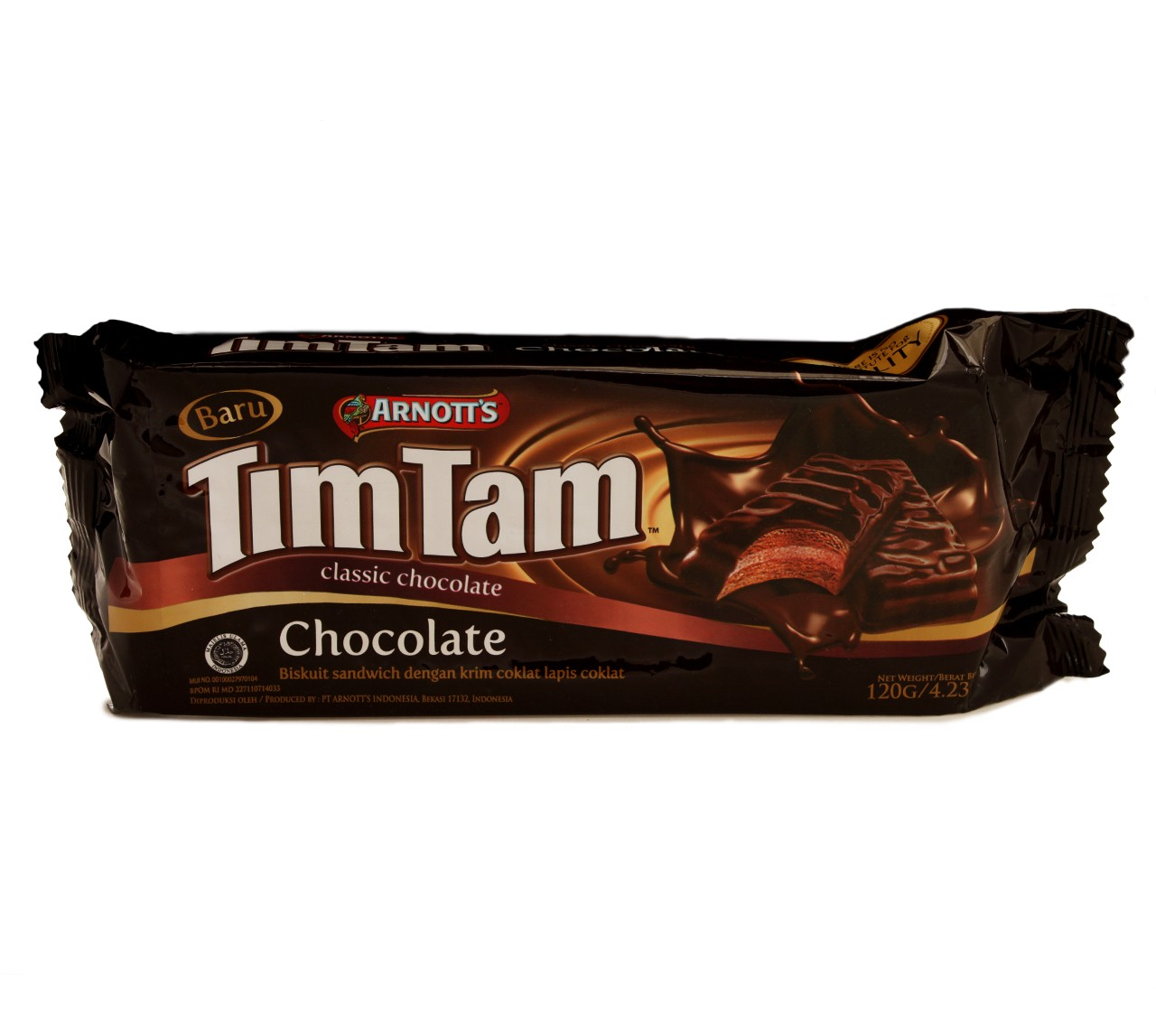 Arnott's - Tim Tam Chocolate 120 gm Pack