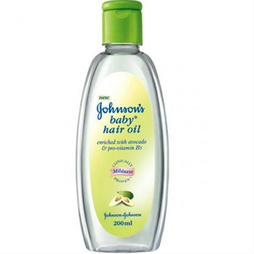 Johnson's - Baby Hair Oil With Avocado