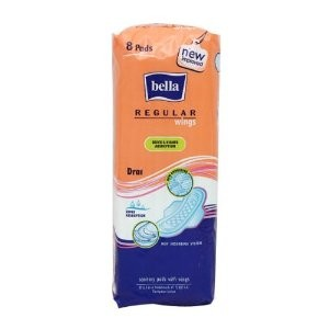 Bella Sanitary Pad - Drai (Regular Wings