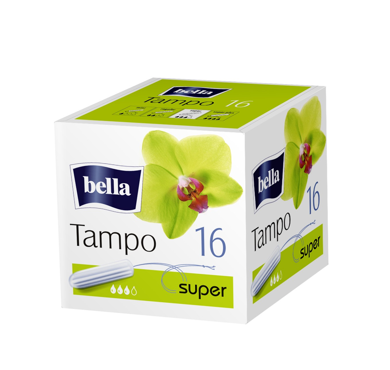 Bella Tampoo - Super