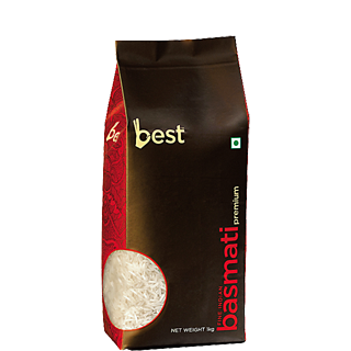 Best Basmati Rice - Premium