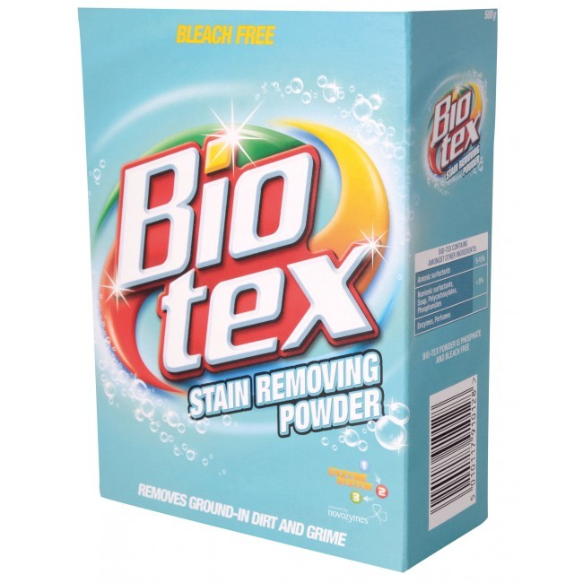 Bio-Tex - Stain Remover Powder 250 gm