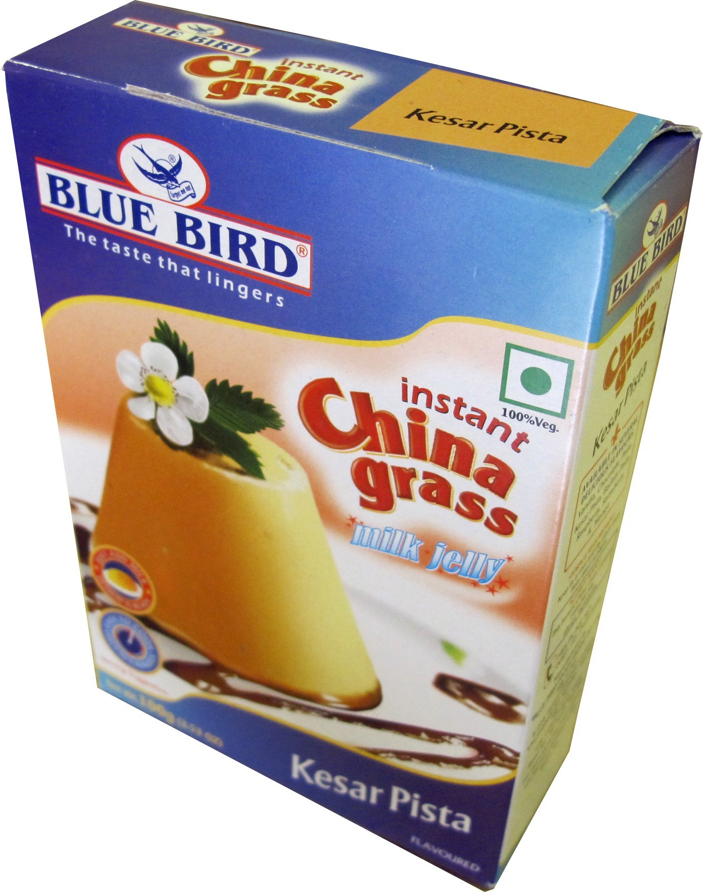 Blue Bird - Chinagrass Kesar Pista