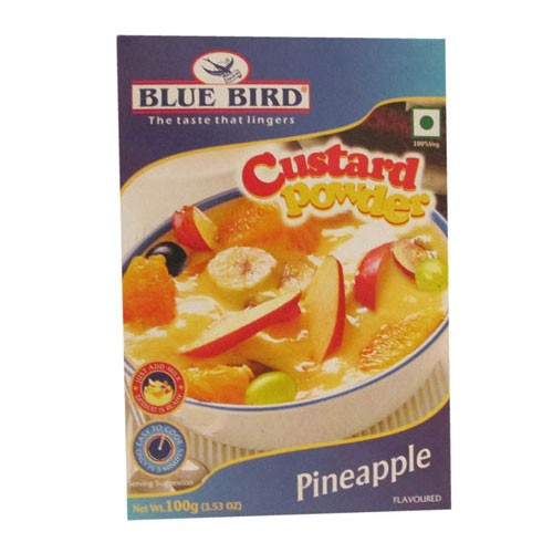 Blue Bird - Pineapple Custard Powder