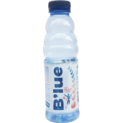 B'lue Mineral Water - Peppy Peach Flavoured