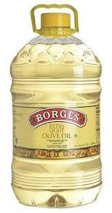 Borges - Extra Light Olive Oil