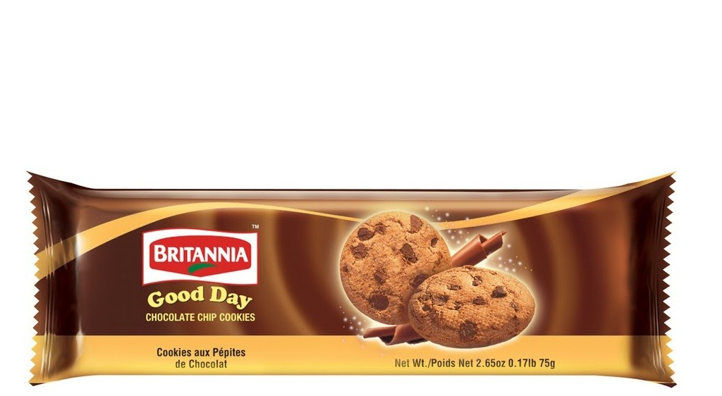 Britannia - Good Day Chocolate Chip Cookie
