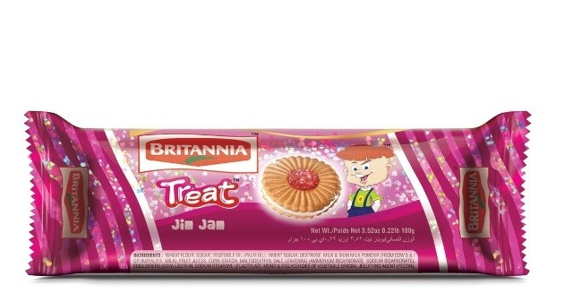 Britannia - Treat Jim Jam Biscuits