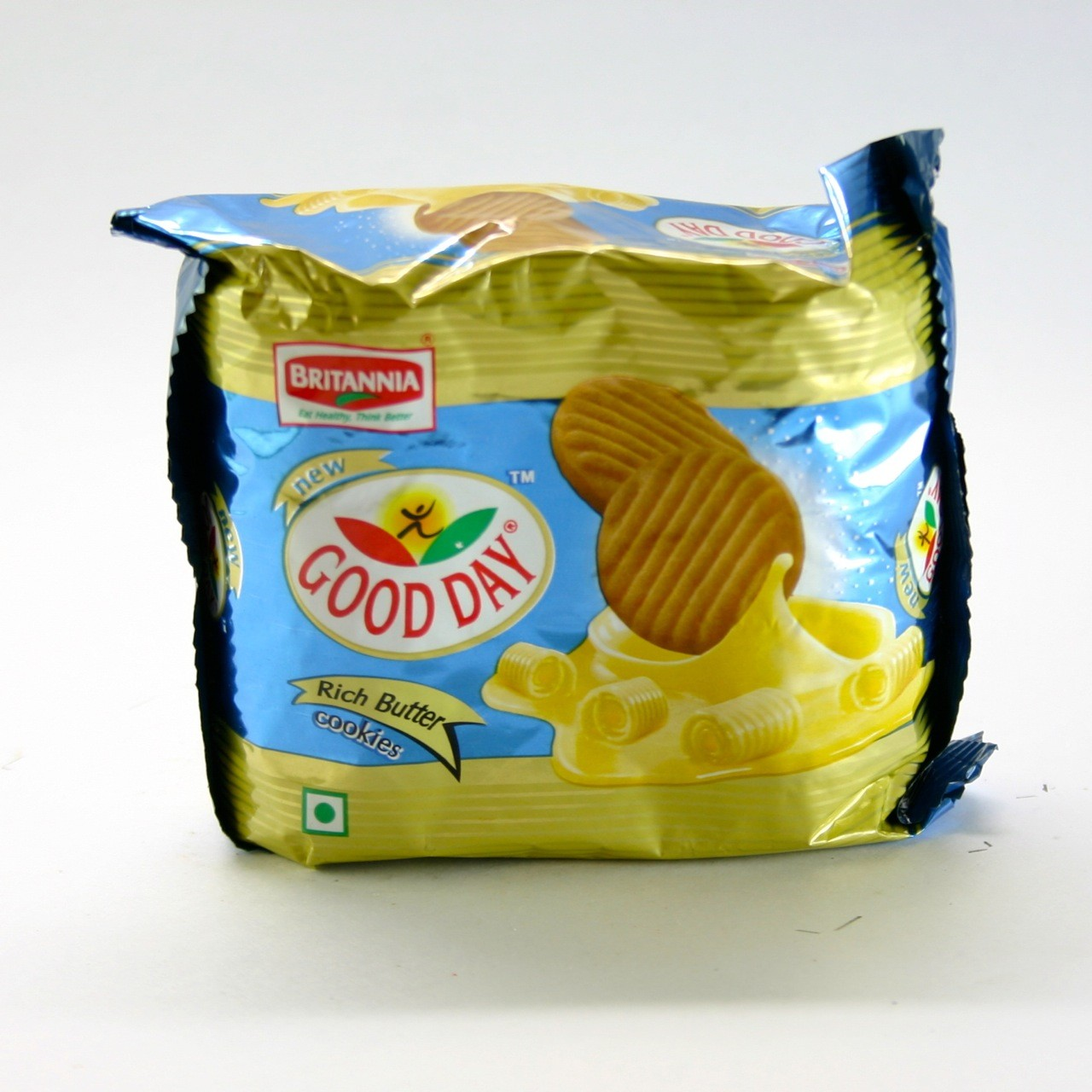 Britannia Good Day Cookies - Rich Butter