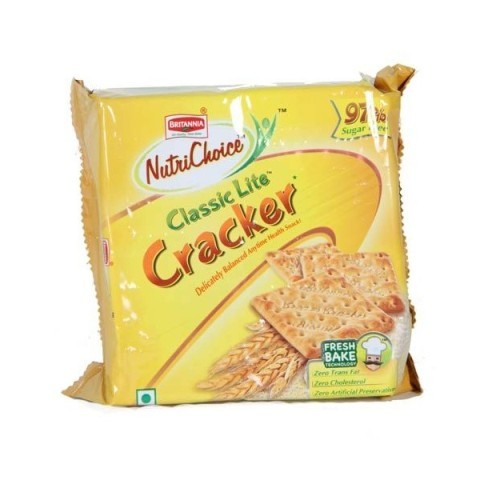 Britannia Nutri Choice - Simply Lite Cracker