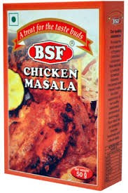 BSF Masala - Chicken