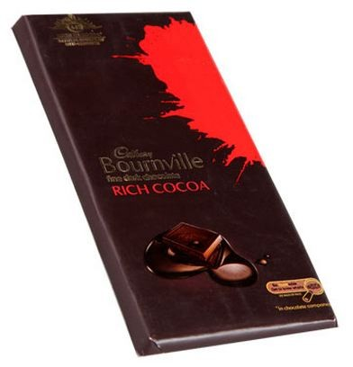 Cadbury - Bournville Rich Cocoa 80 gm Pack