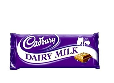 Cadbury - Dairy Milk 38 gm Pack