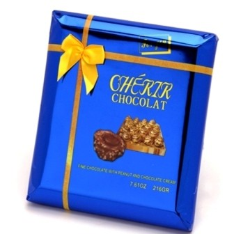 Cherir - Chocolate 216 gm Pack