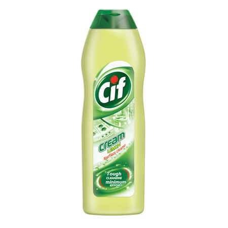 Cif Surface Cleaner - Lemon 500 ml