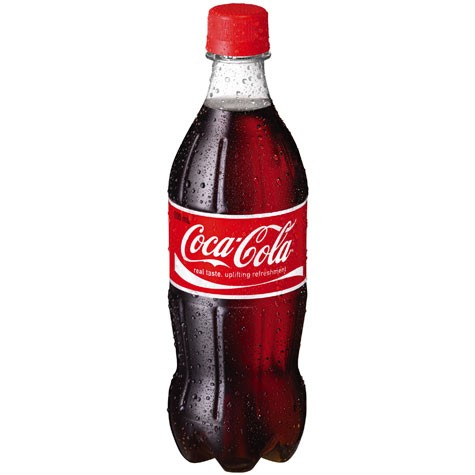 Coca-Cola 600 ml Packing
