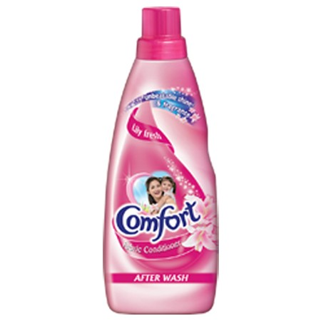 Comfort - Fabric Conditioner Pink 200 ml Pack