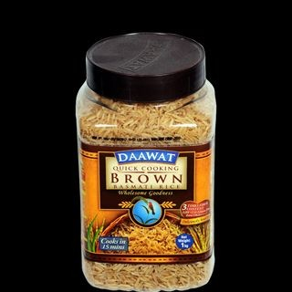 Daawat - Brown Rice Jar