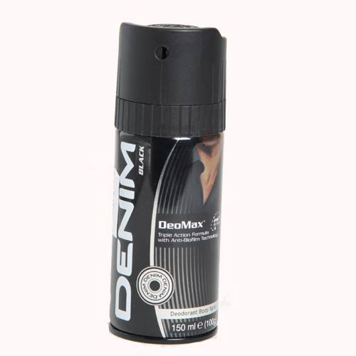 Denim - Black Deo 150 ml