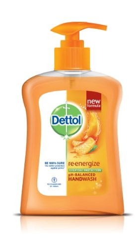 Dettol Handwash PH Balanced - Re-Energize