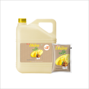 Dhara - Life Refined Rice Bran Oil