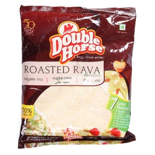 Double Horse Rava - Roasted