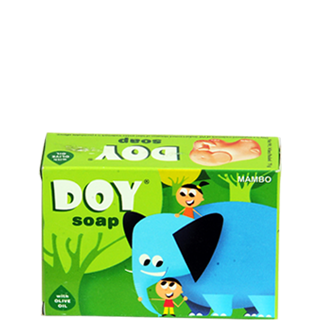 Doy Kids Soap - Mambo with Olive Oil