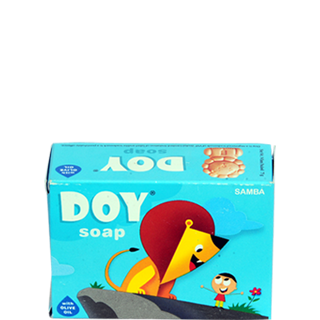 Doy Kids Soap - with Olive Oil