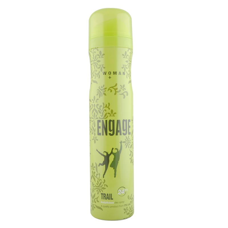 Engage Woman Deo - Trail 165 ml packing