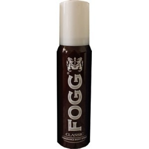 Fogg Body Spray - Classic Fragrance 120 ml Packing
