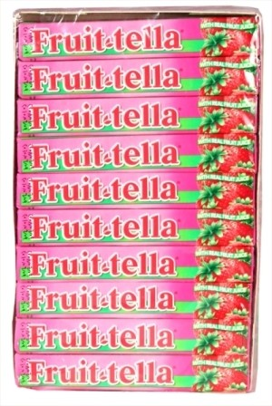 Fruitella - Strawberry Sticks 850 gm Pack
