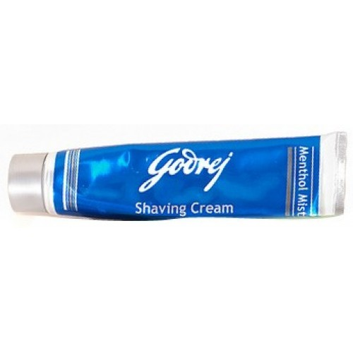 Godrej Shaving Cream - Menthol Mist 70 gm Pack