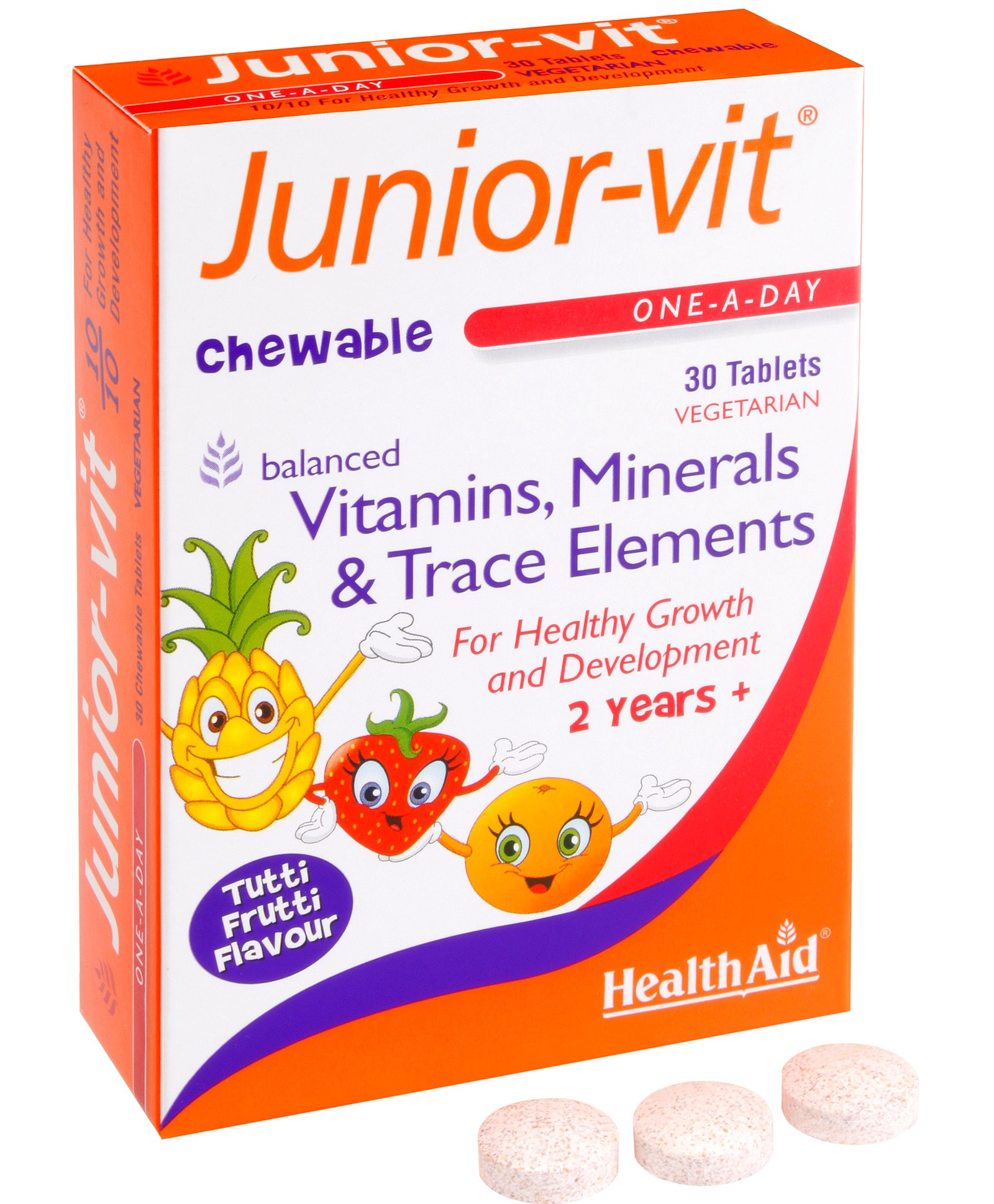 Health Aid Juniorvit