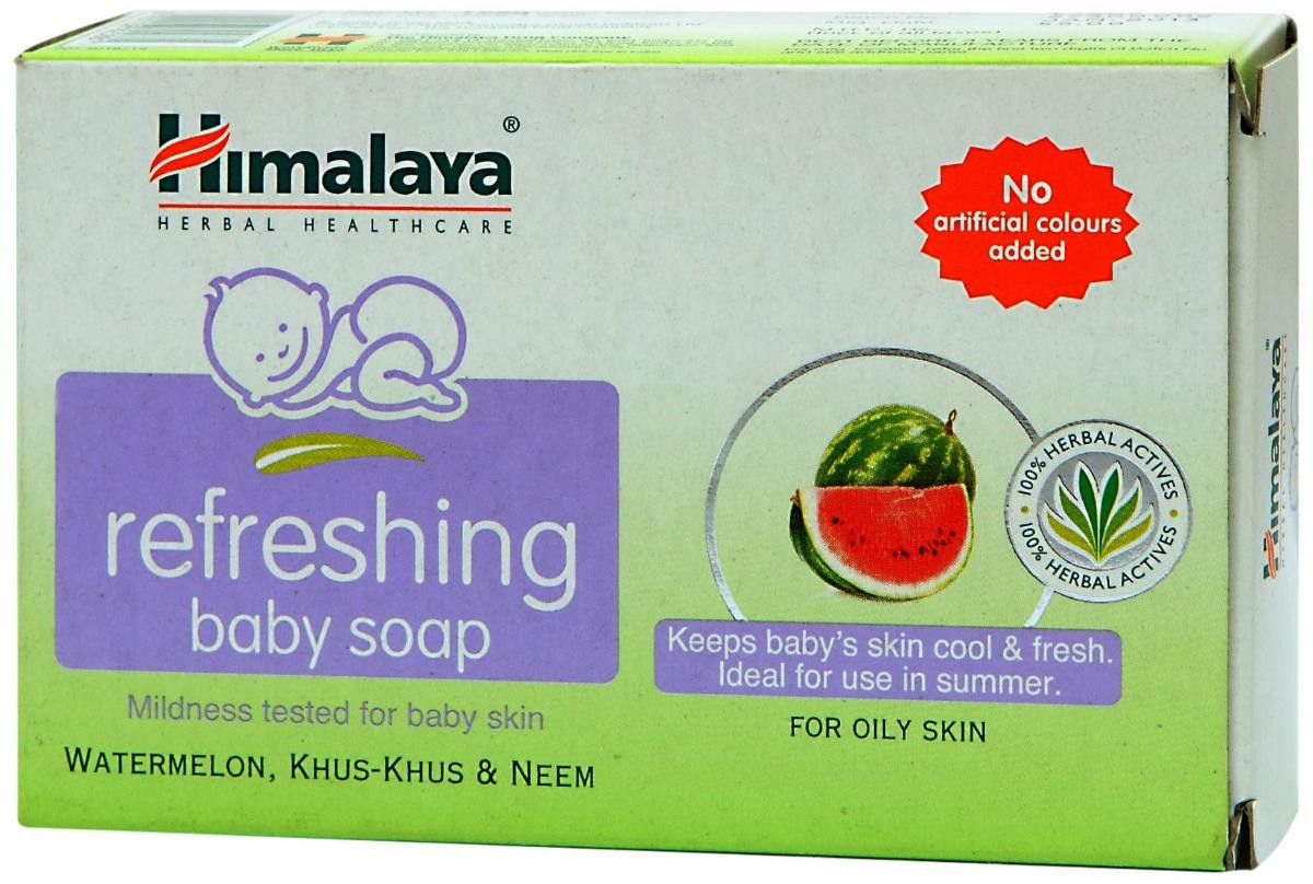 Himalaya - Baby Refreshing Soap