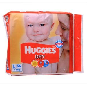 Huggies Dry Diapers
