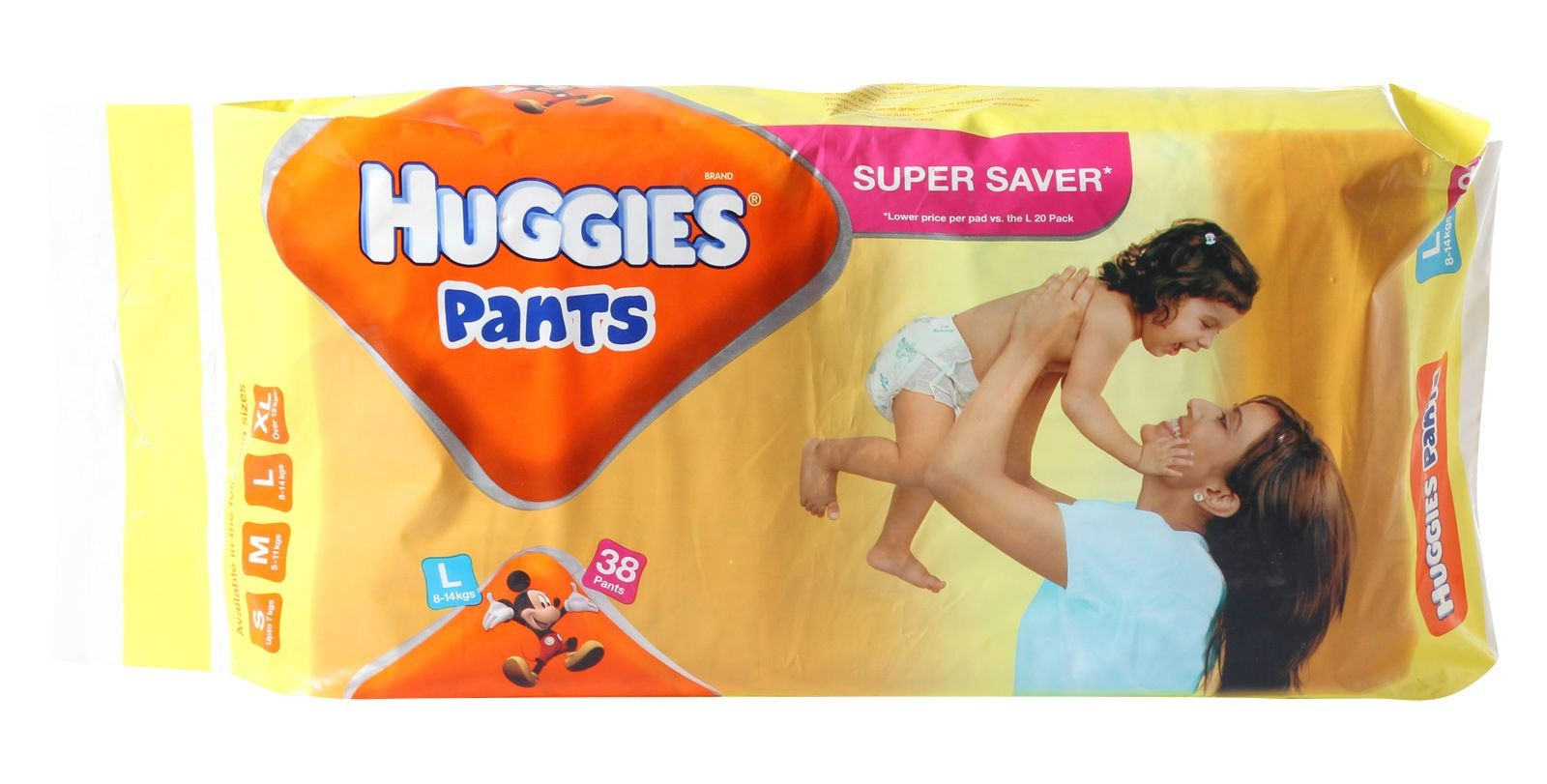 Huggies - Pants Large