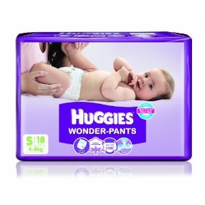 Huggies - Wonder Pants Small