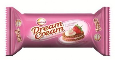 ITC Sunfeast - Strawberry Vanilla Cream