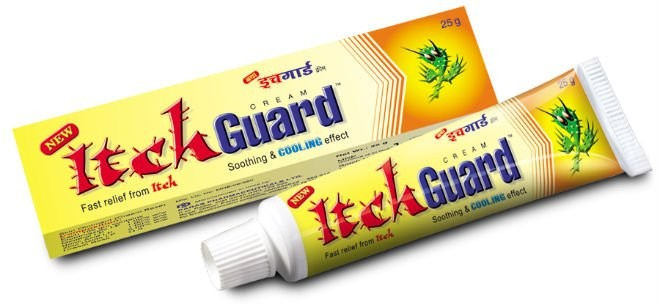 Itch Guard - Itch Guard Cream