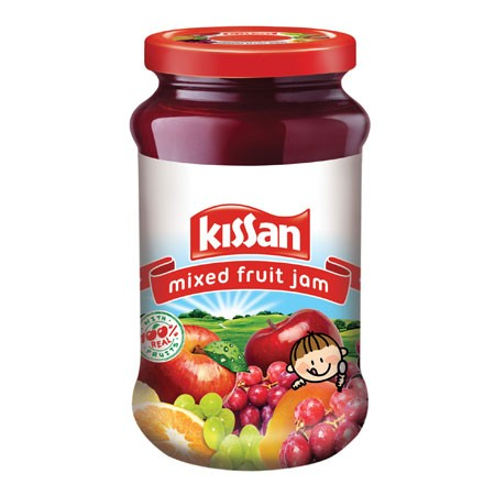 Kissan - Mixed Fruit Jam