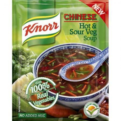 Knorr - Chinese Hot & Sour Veg Soup