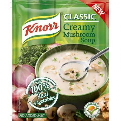 Knorr - Classic Creamy Mushroom Soup