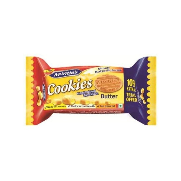 McVities - Butter Cookies