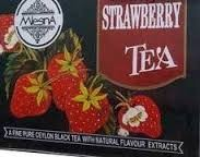 Mlesna - Strawberry Tea