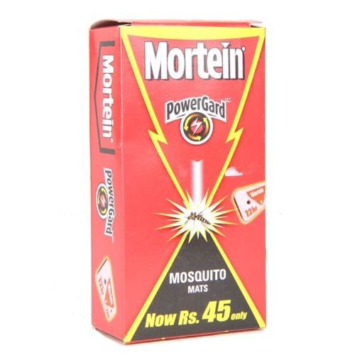 Mortein - PowerGard Repellant Mat 30 Pcs
