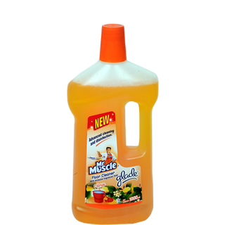 Mr. Muscle Floor Cleaner Citrus 1 lt